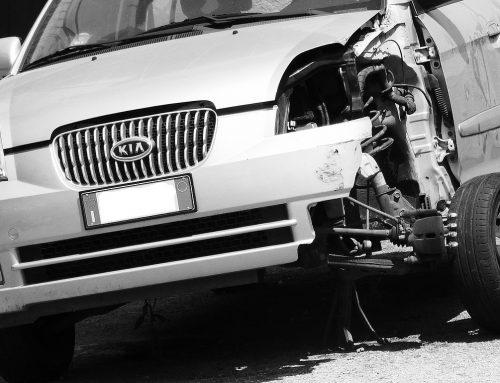 תאונת דרכים עבודה